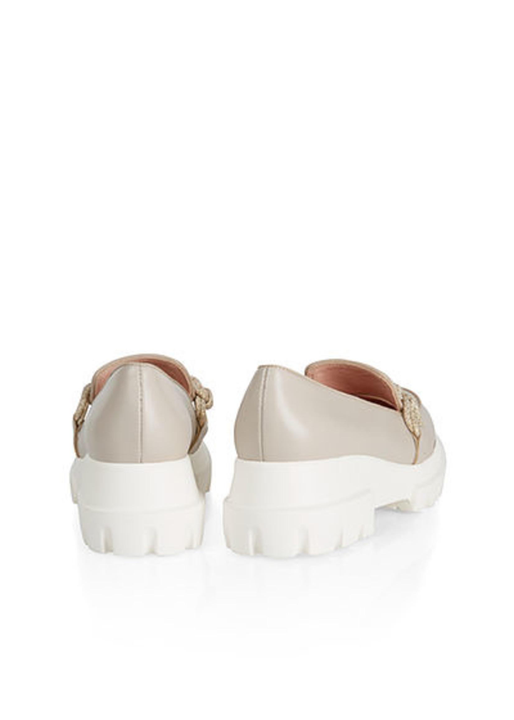 Marccain Bags & Shoes Lage Schoen RB SC.03 L06  latte macchiato