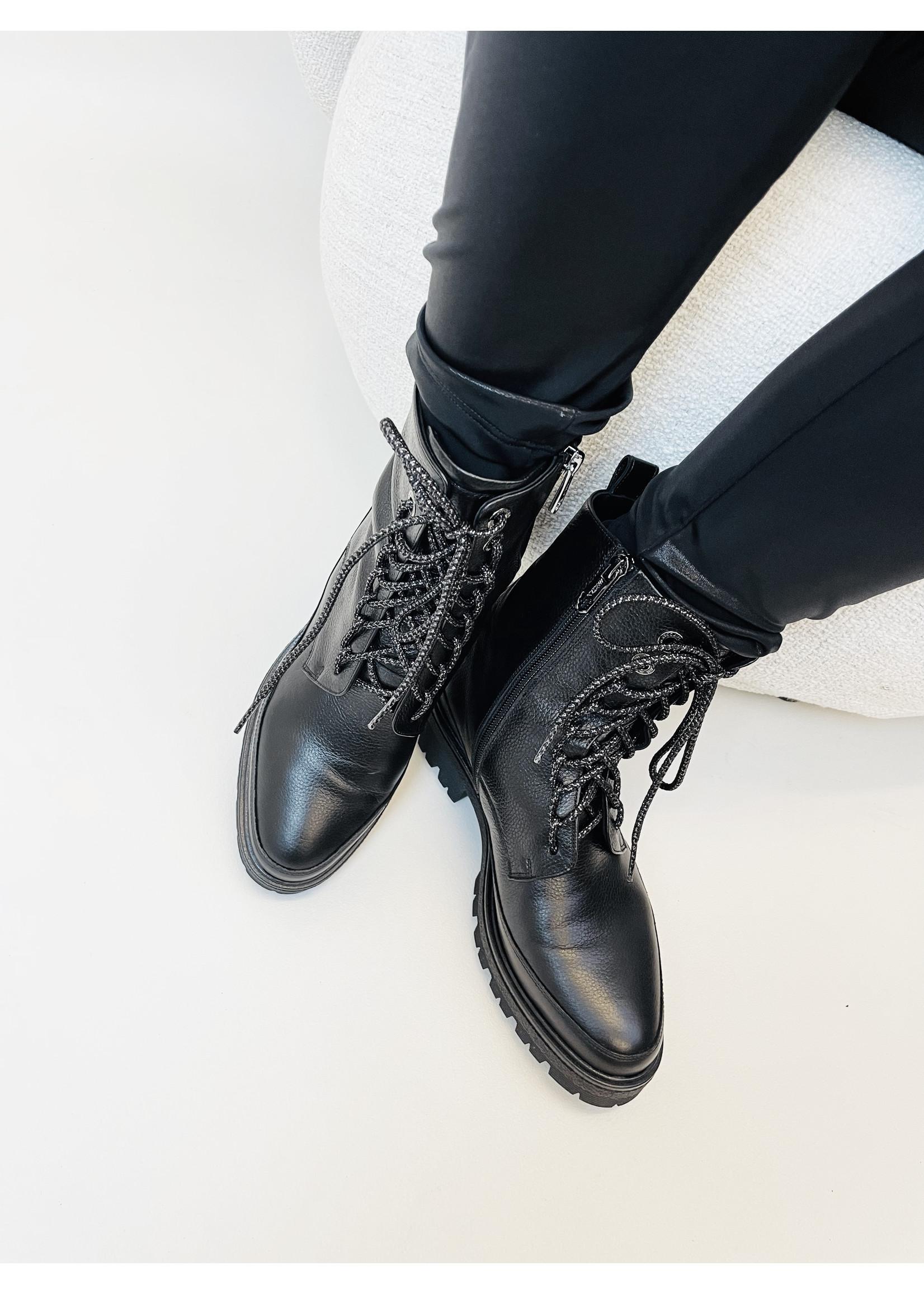 Marccain Bags & Shoes Enkel Laars RB SB.10 L10 black