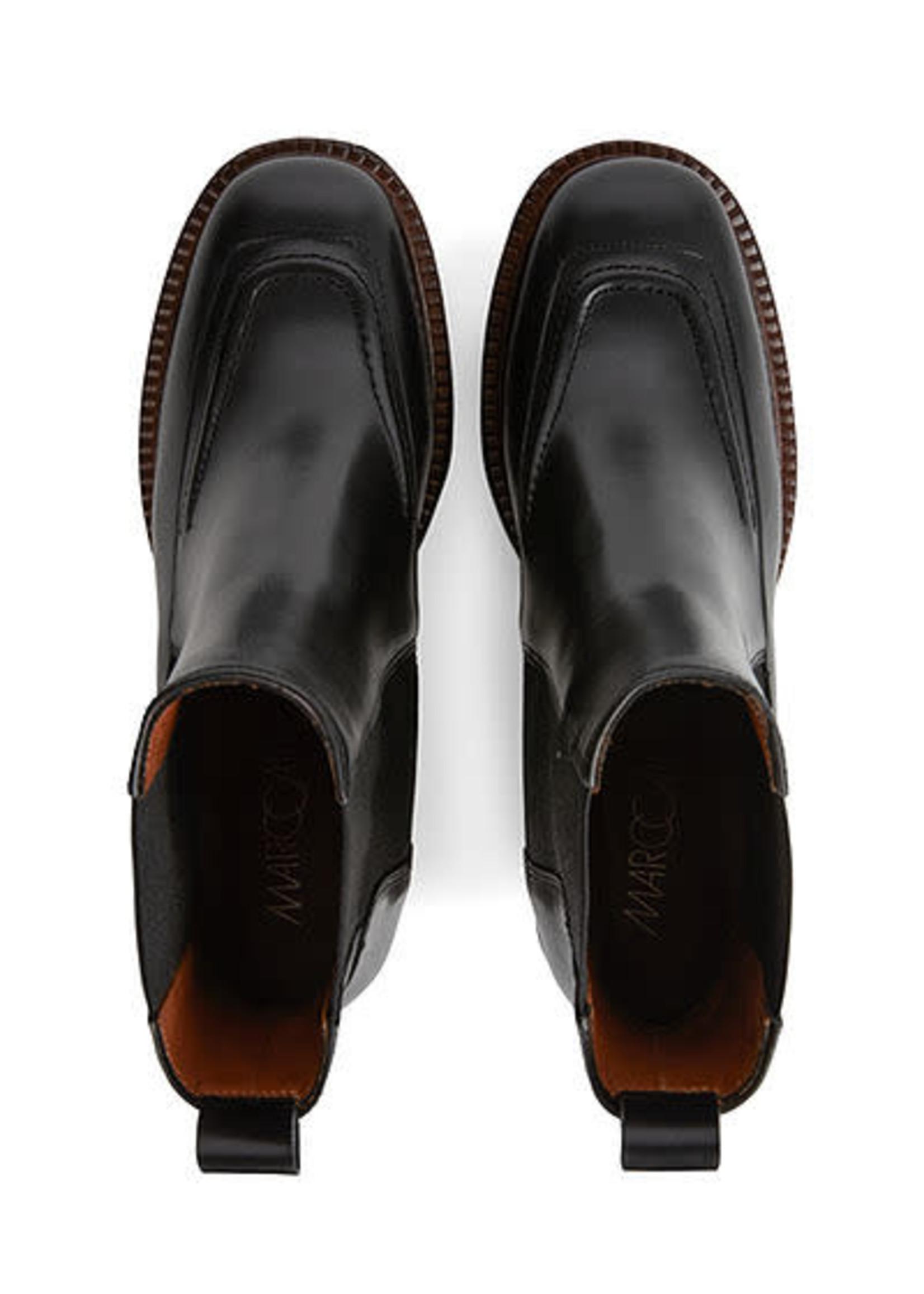 Marccain Bags & Shoes Enkel Laars RB SB.25 L26 black