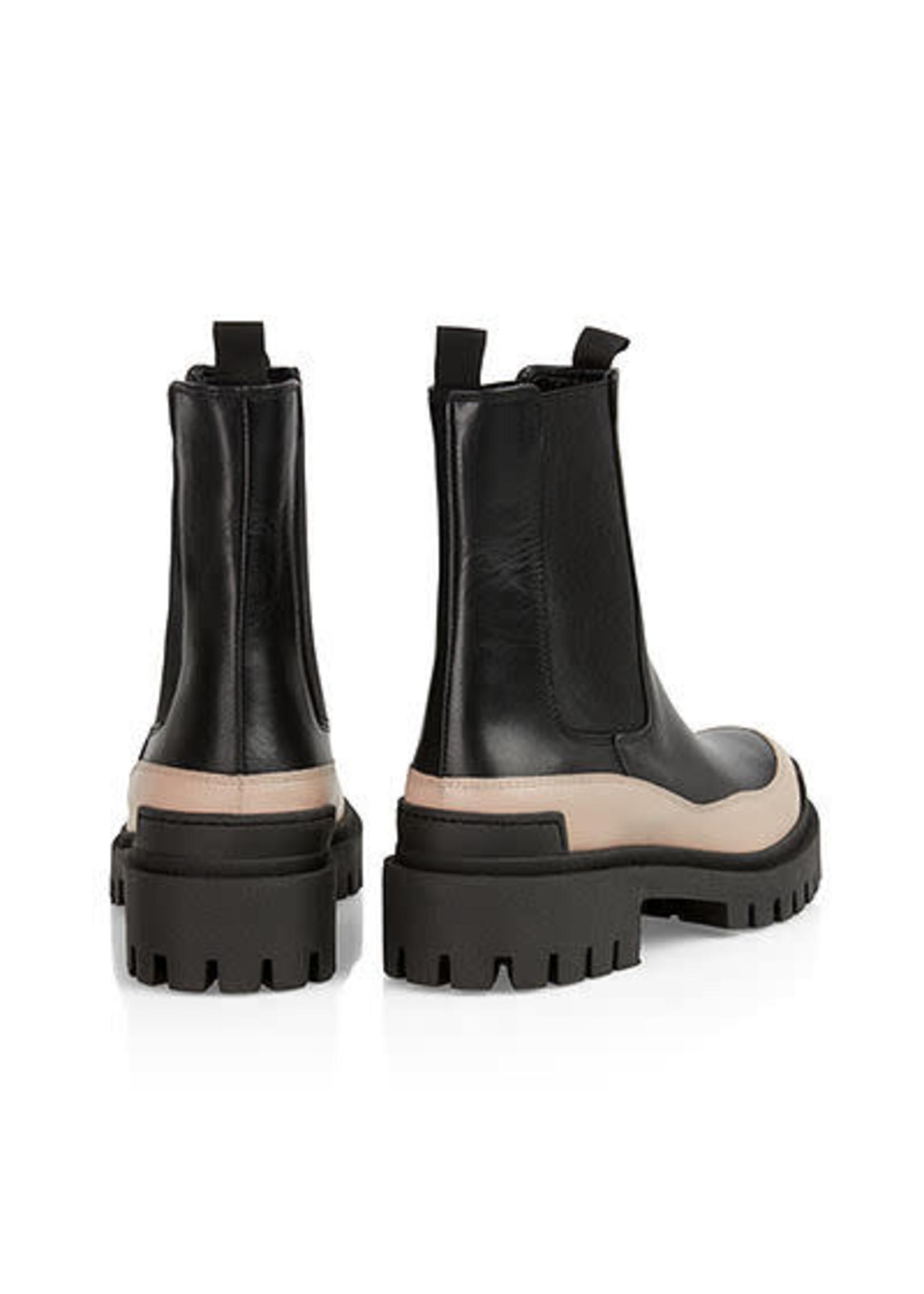 Marccain Bags & Shoes Enkel Laars RB SB.21 L13 black and beige