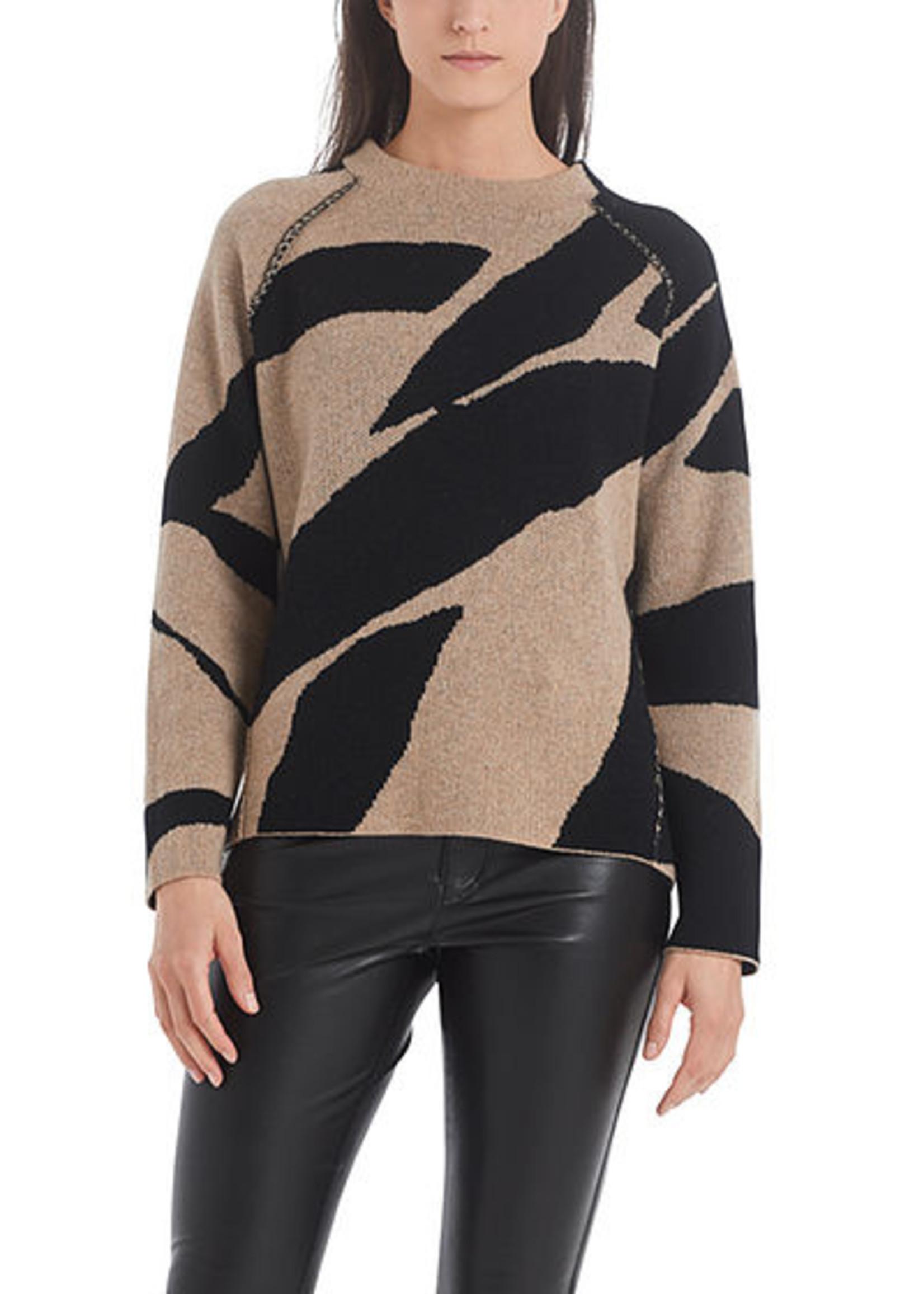 Sweater RC 41.41 M86 caramel