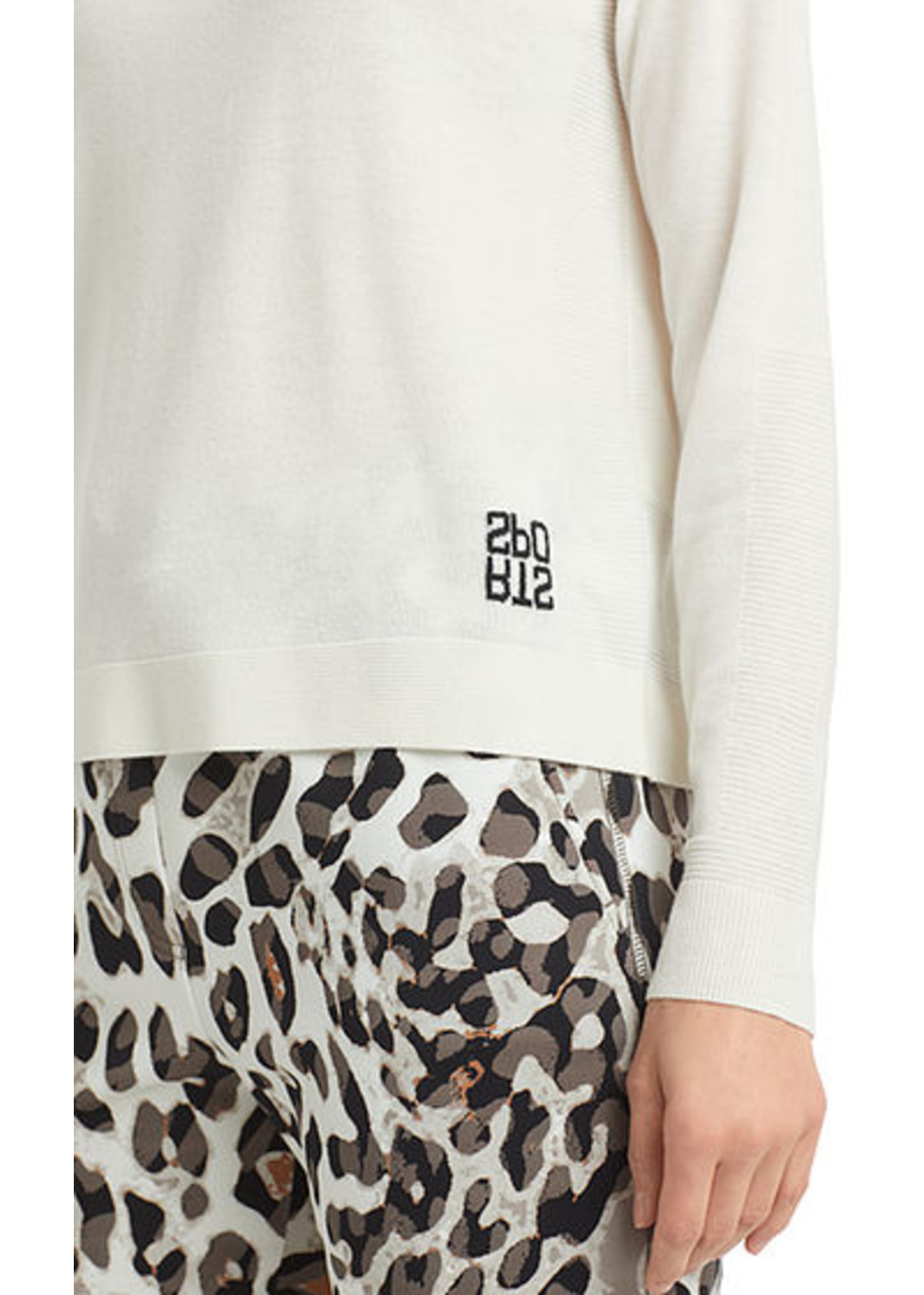 Marccain Sports Sweater RS 41.37 M80 off-white