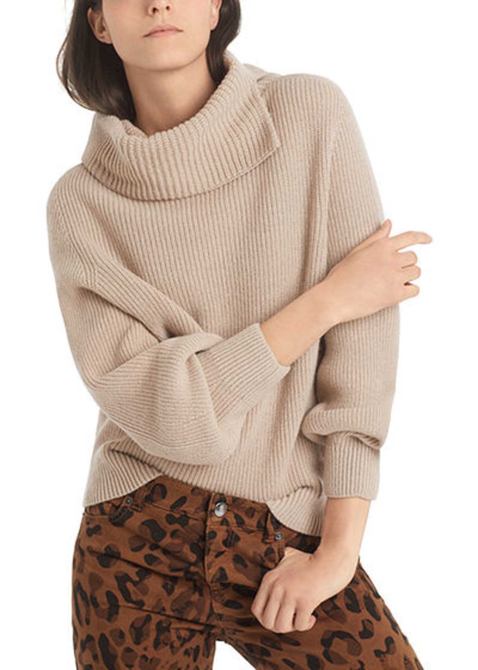 Marccain Sports Sweater RS 41.36 M29 light stone