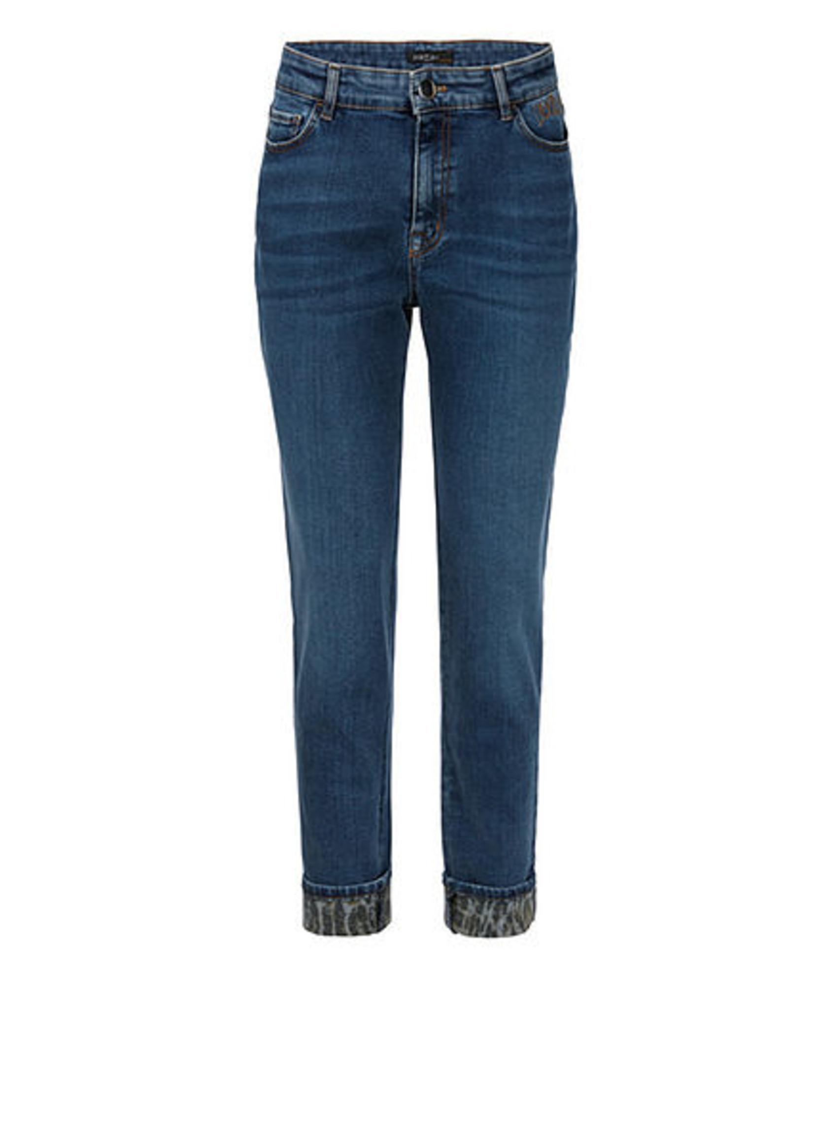 Marccain Sports Jeans RS 82.15 D79 blue denim