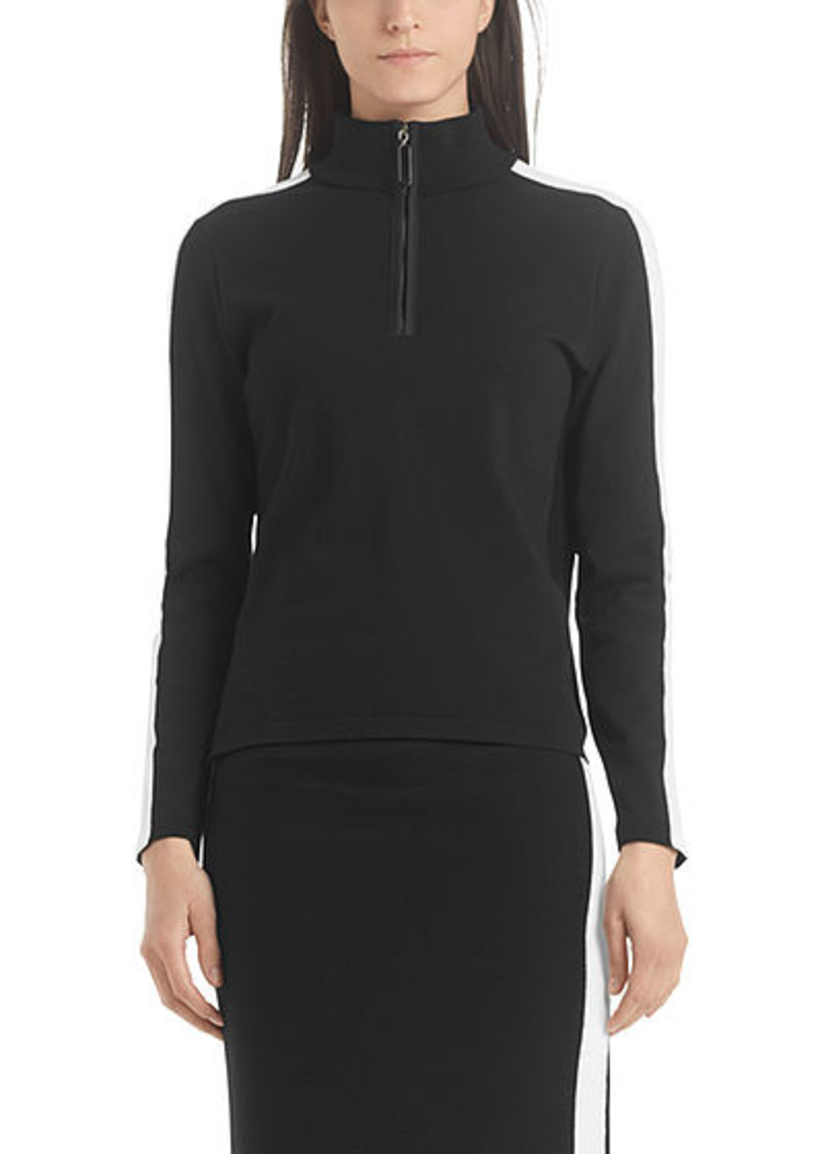 Marccain Sports Sweater RS 41.47 M34 black and white