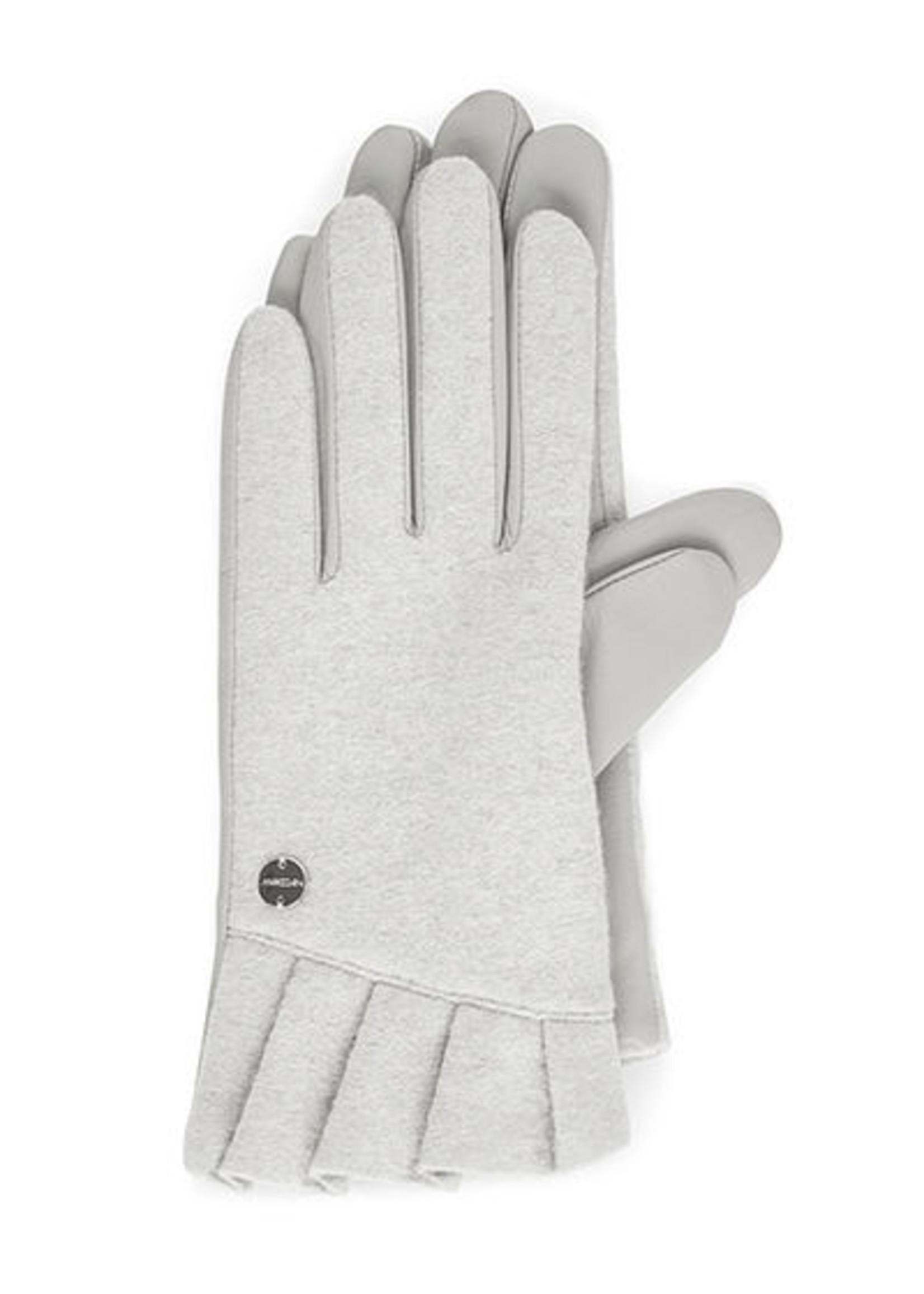 Handschoen RC F1.01 L82 silver grey