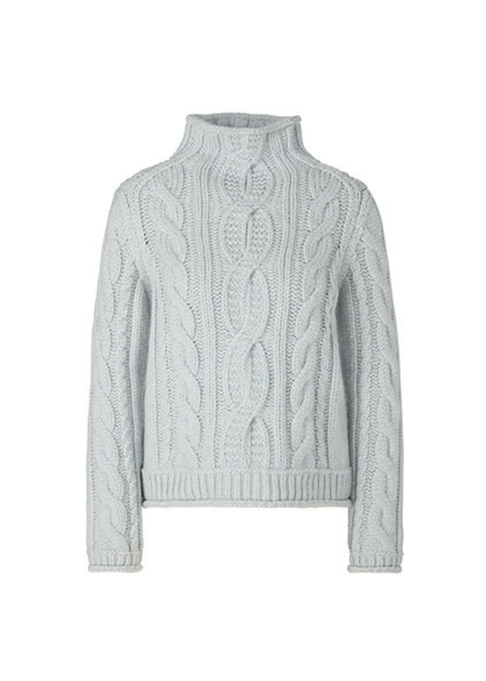 Sweater RC 41.46 M33 silver grey