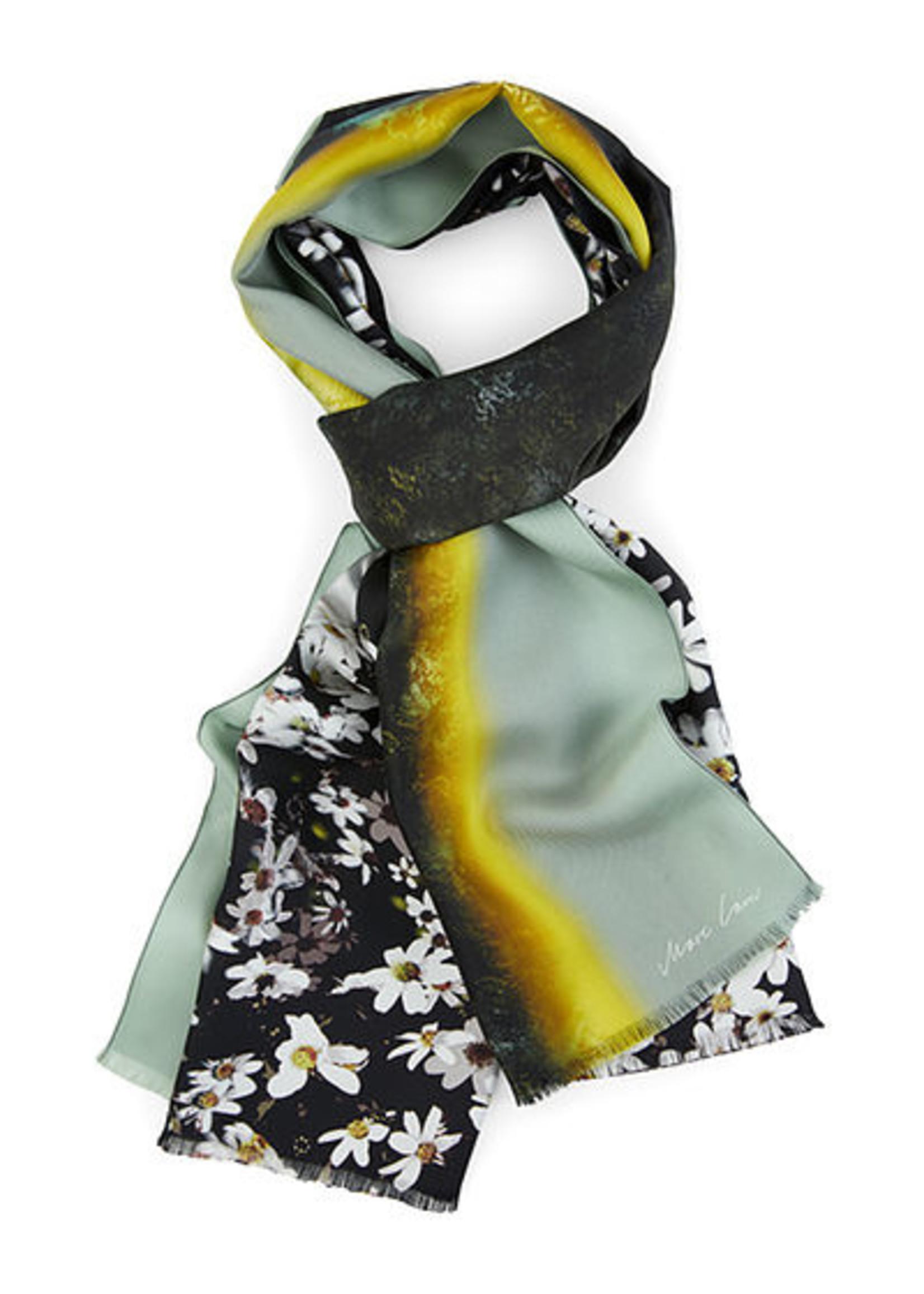 Sjaal RC B4.07 Z25 olive drab
