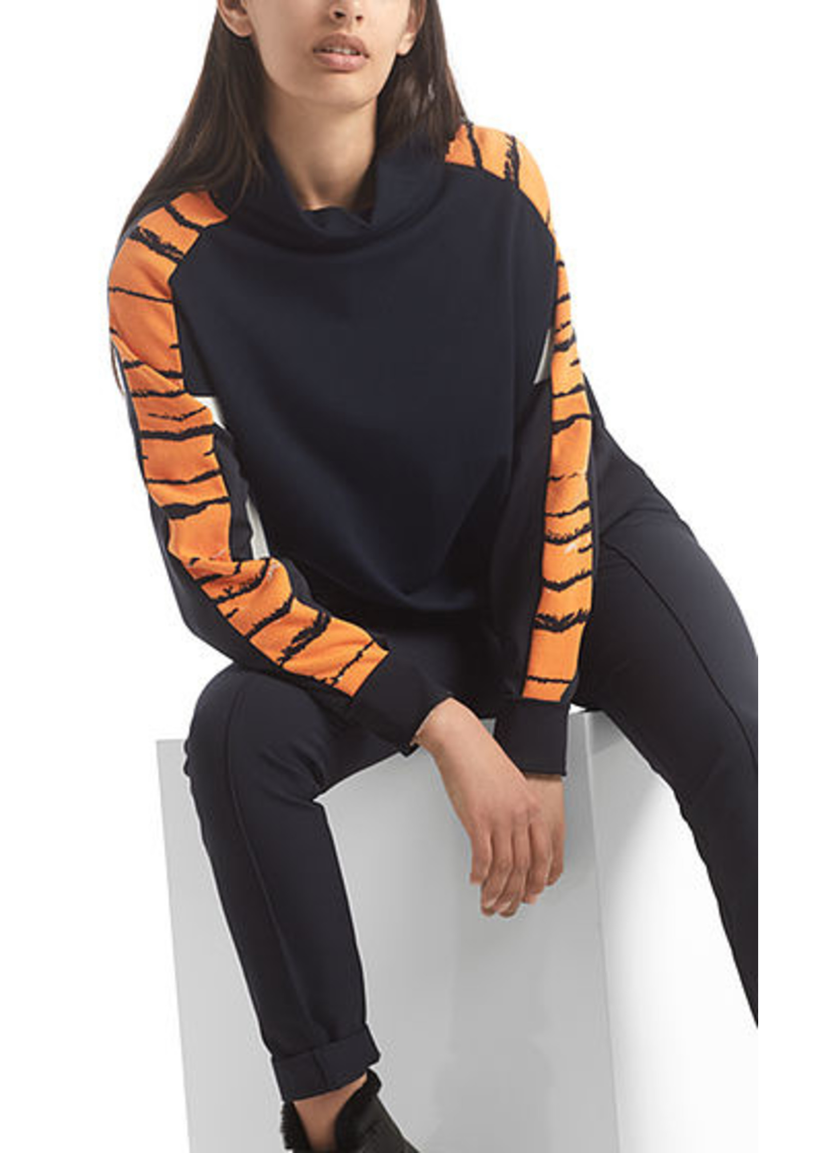 Marccain Sports Sweater RS 41.31 M25 midnight blue