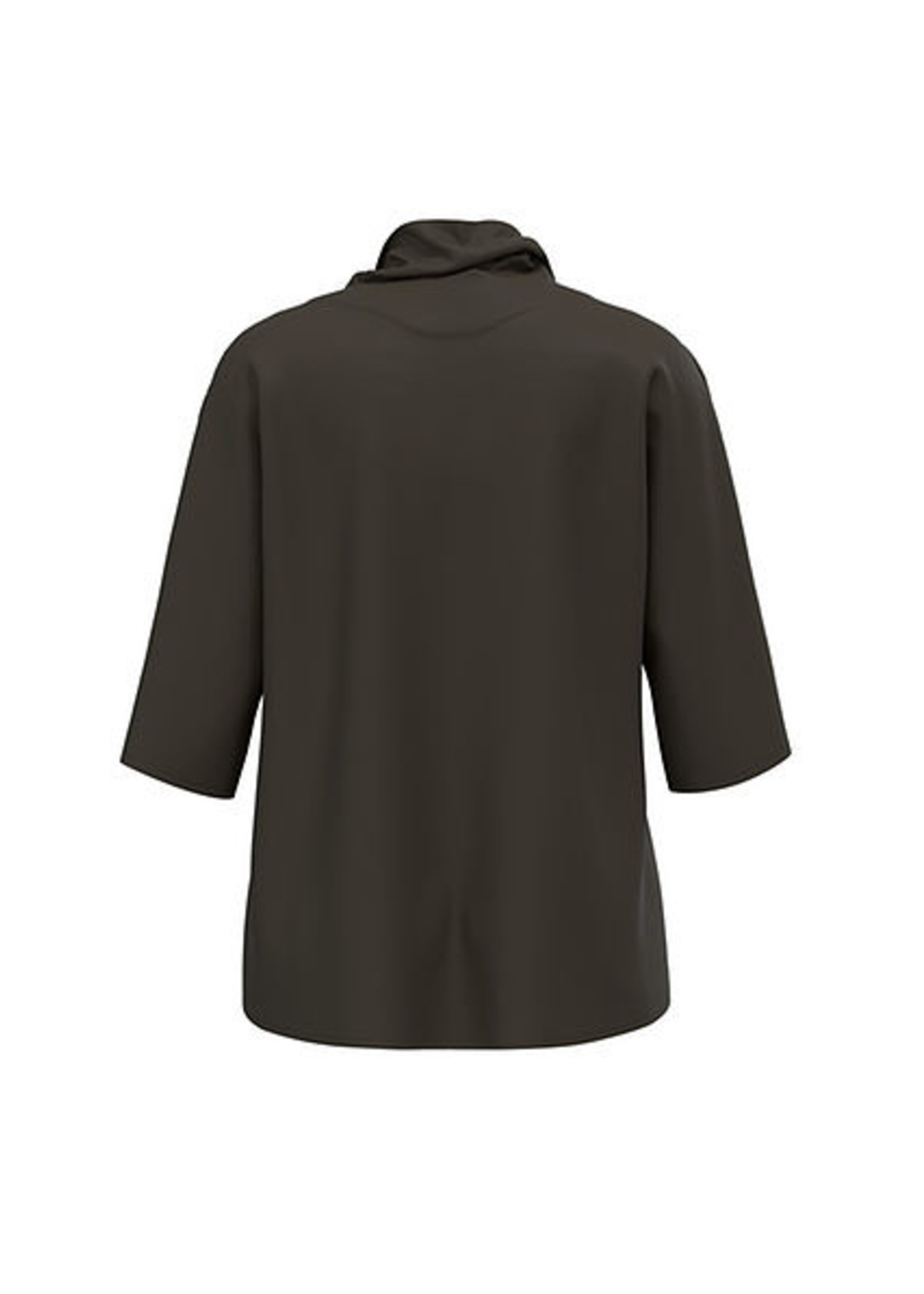 Marccain Sports Blouse RS 55.22 W84 olive drab