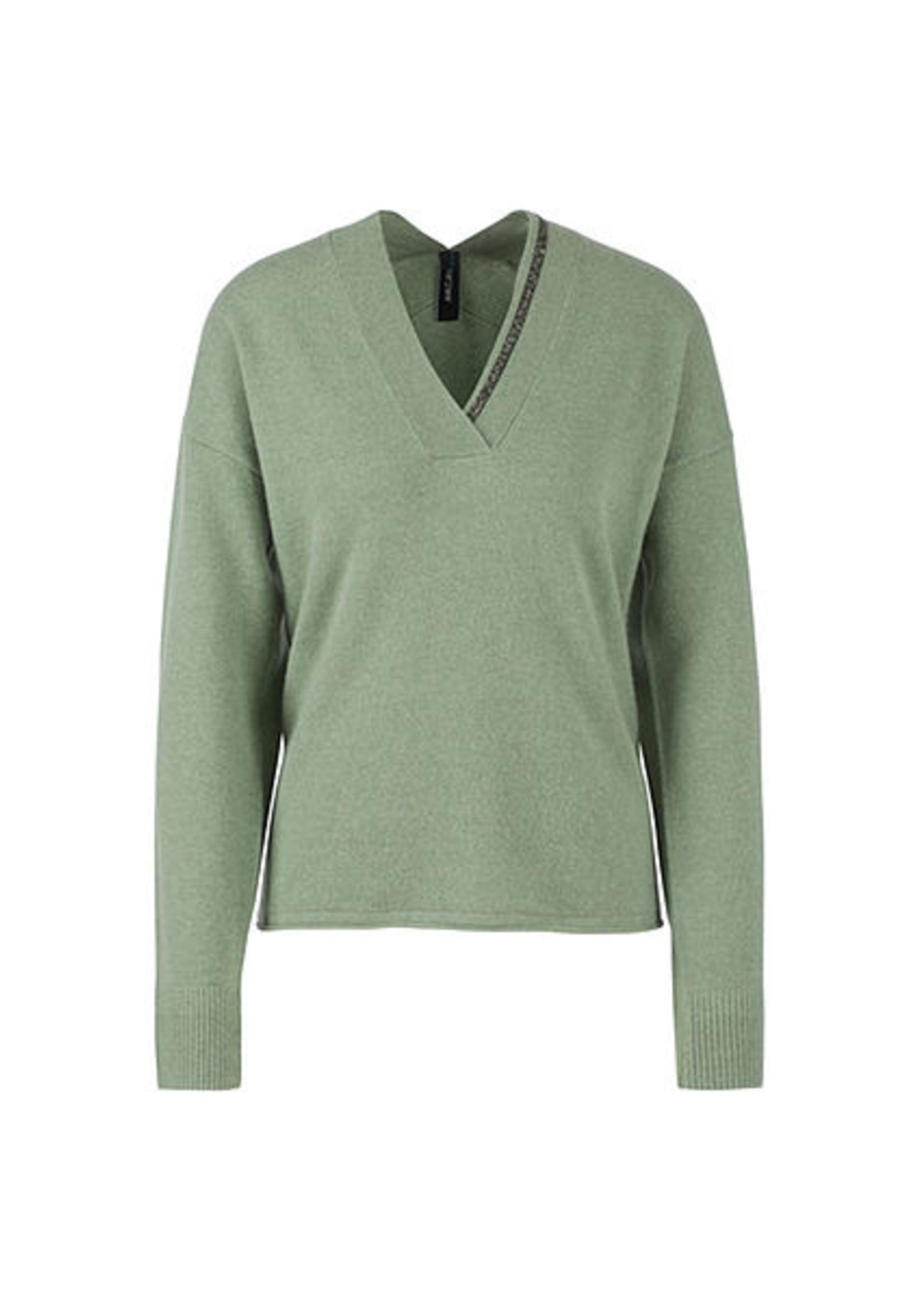 Sweater RA 41.11 M84 frozen sage