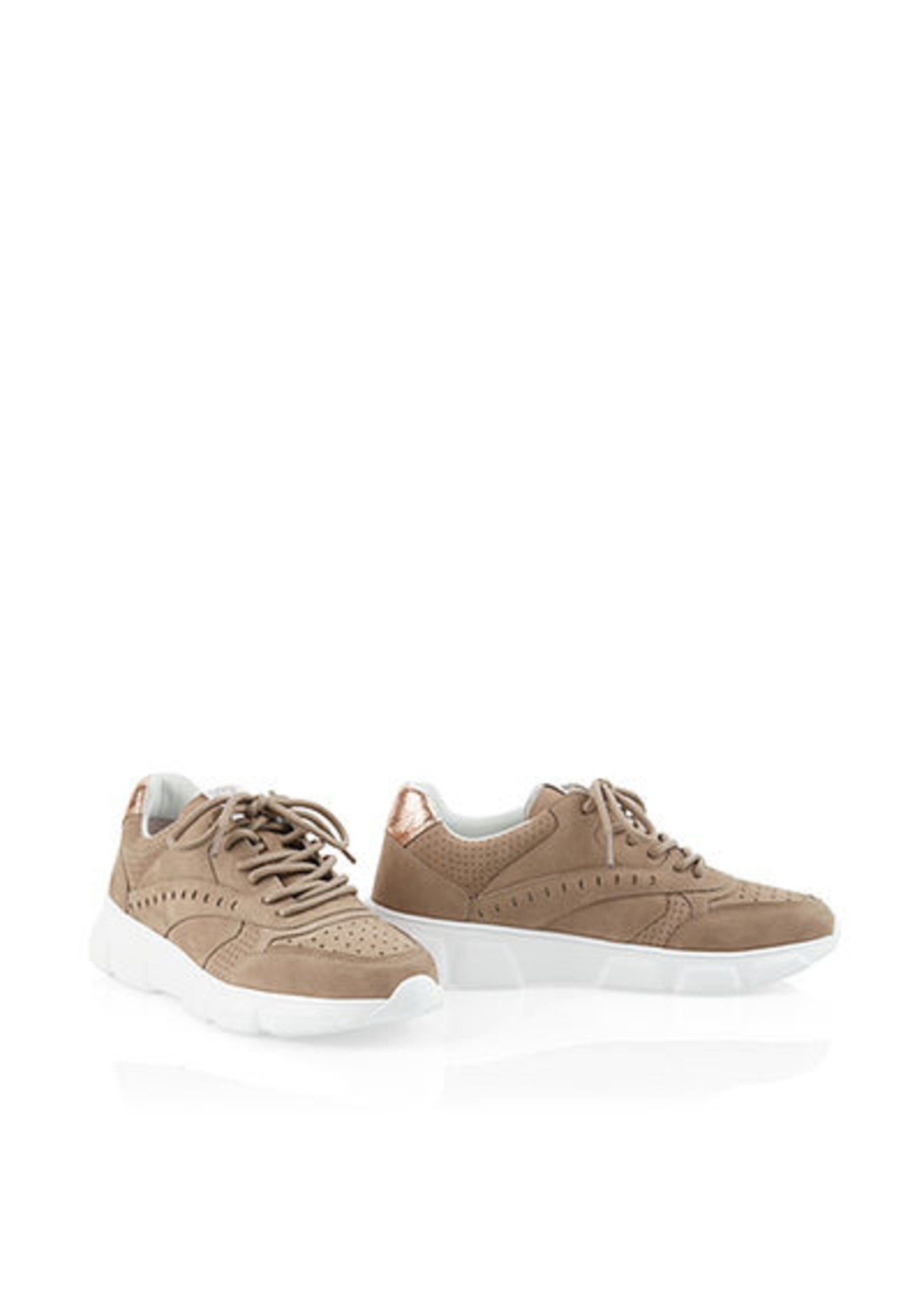 Marccain Bags & Shoes Sneaker RB SH.02 L20 light stone