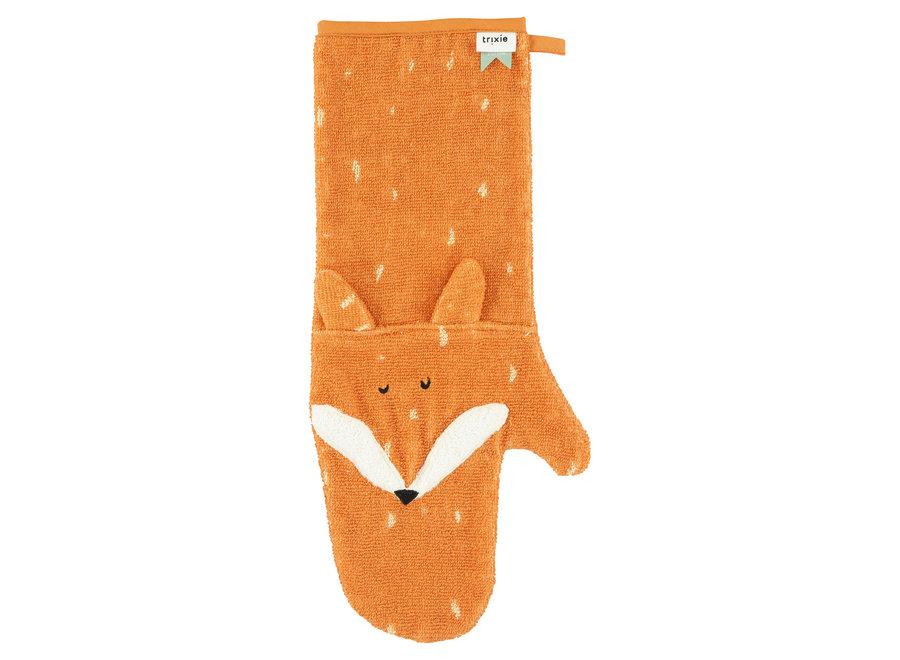 Washandschoen- Mr. Fox