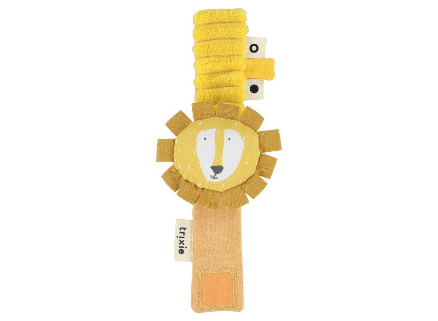 Armband Rammelaar - Mr. Lion
