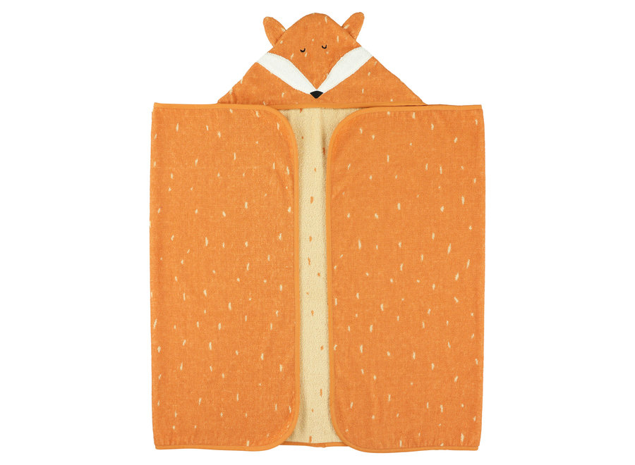 Badcape 75x75cm - Mr. Fox