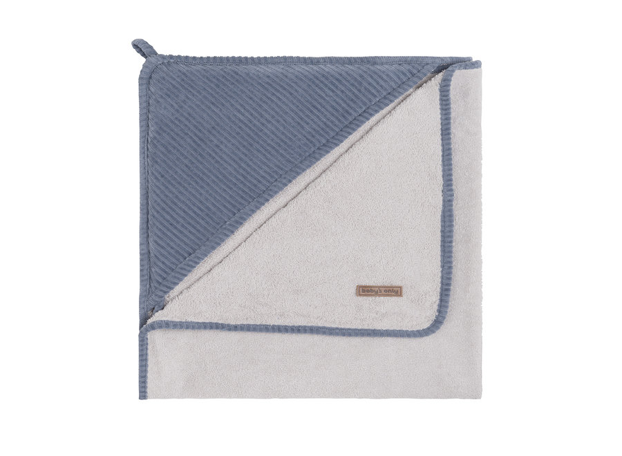Badcape Sense vintage blue 75x85 cm
