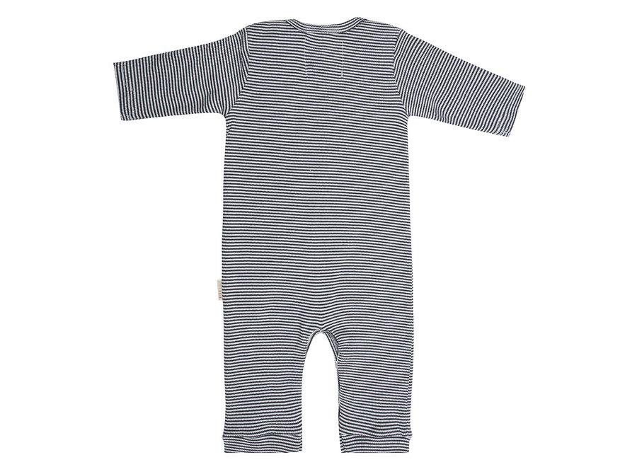 Jumpsuit Small Stripe
