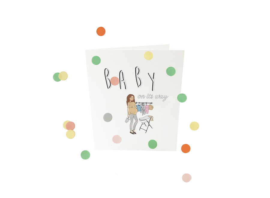 Confetti Baby - Baby on it's way