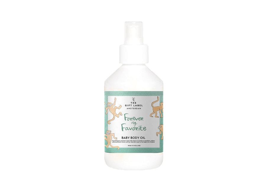 Baby Body Oil 250 ml - Forever