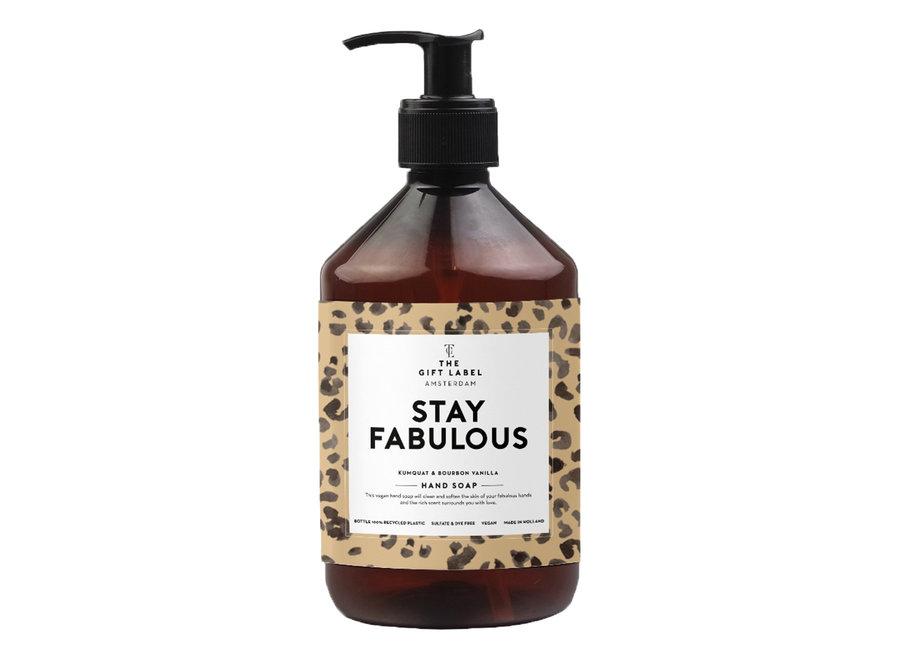 Hand Soap 500ml - Stay Fabulous