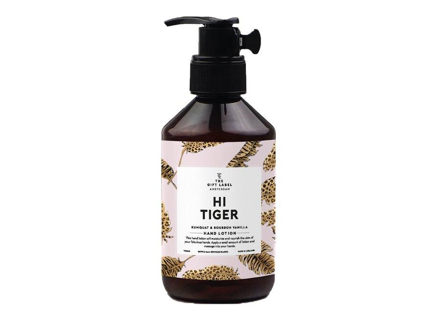 Hand Lotion 250ml  - Hi Tiger