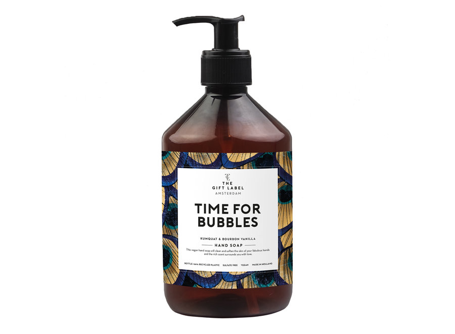 Hand Soap 500ml - Time for Bubbles