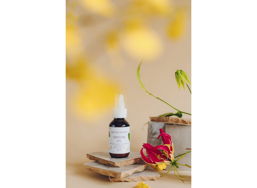 Soothing Oil