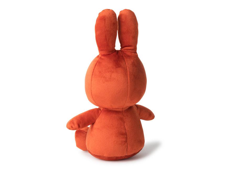 Miffy Sitting Velvetine Terra - 23 cm