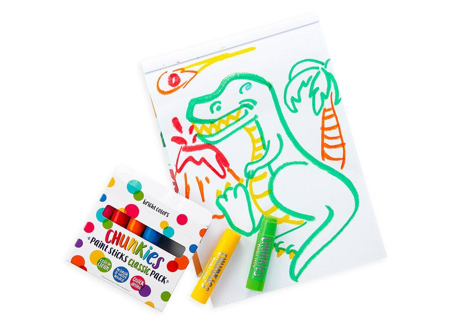 Mini Scratch & Scribble Art Kit - Friendly Fish