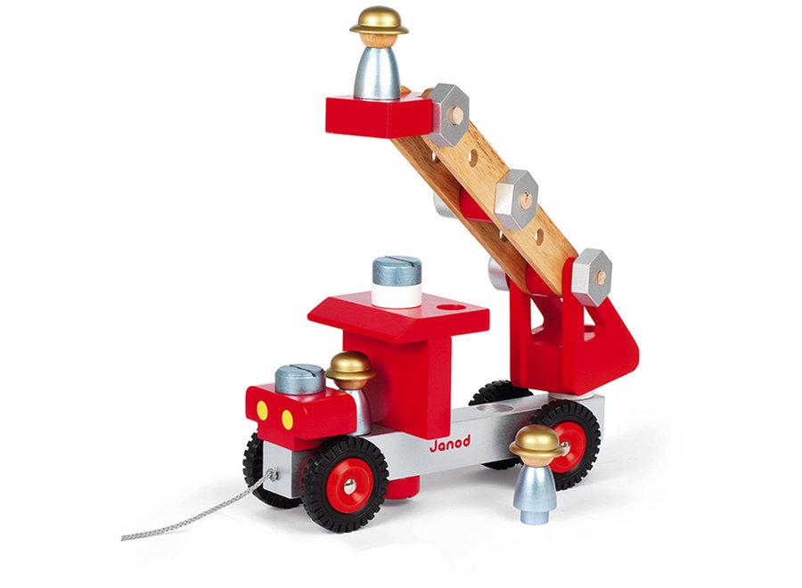 Vrachtwagen - Brandweerauto