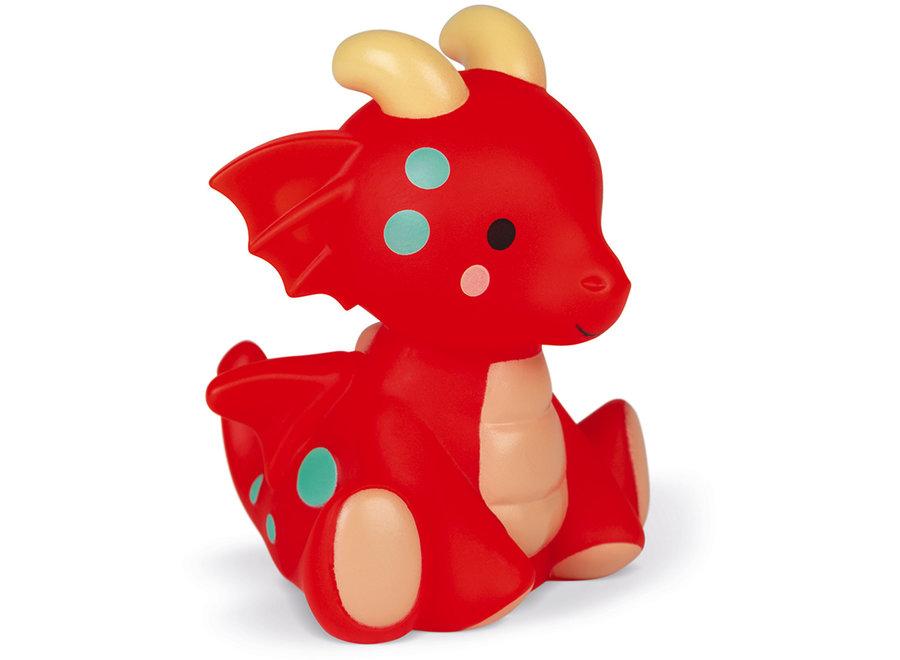 Badspeelgoed - Ridder en Lichtgevende Draak