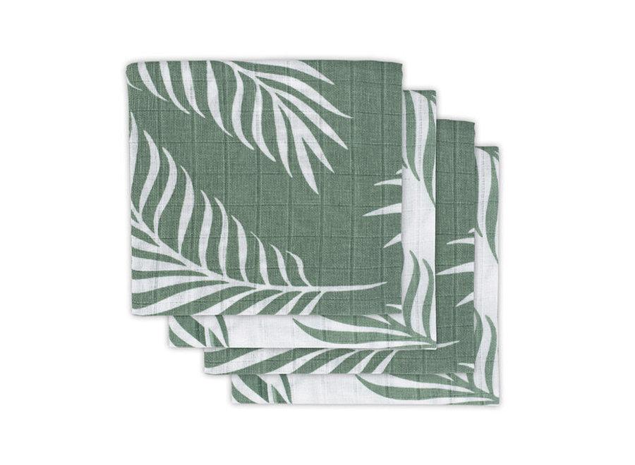 Hydrofiel doek 70x70 - Ash Green