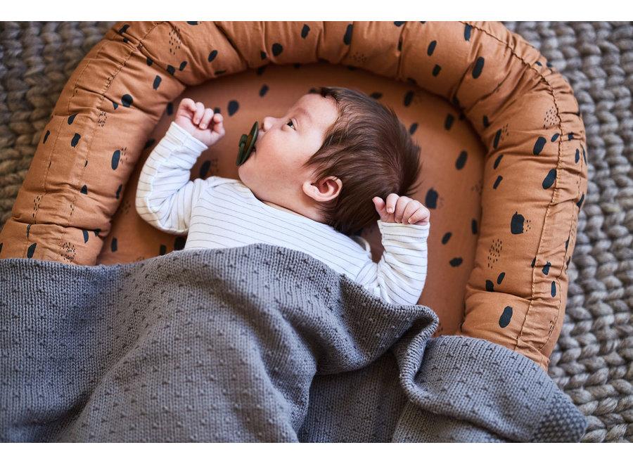 Baby Nest - Spot Caramel