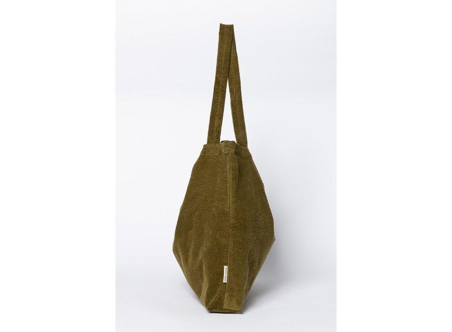 Cactus rib mom-bag