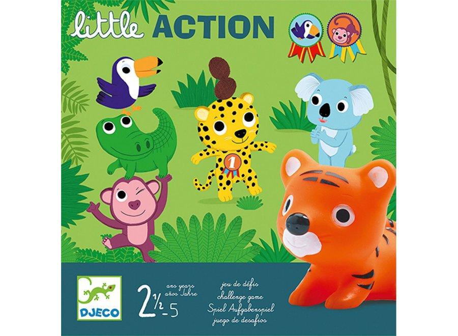 Spelletje - Little Action