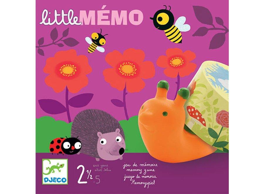 Spelletje - Little Memo