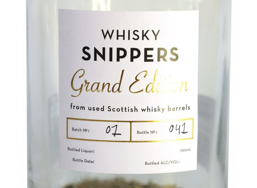 Whisky Grand Edition