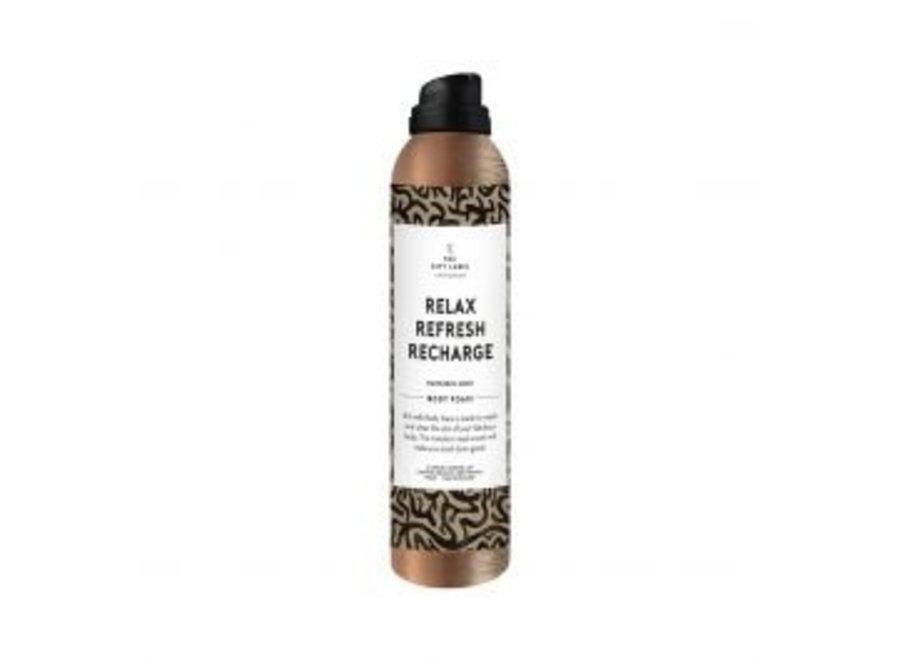 Bodyfoam 200ml - Relax refresch recharge