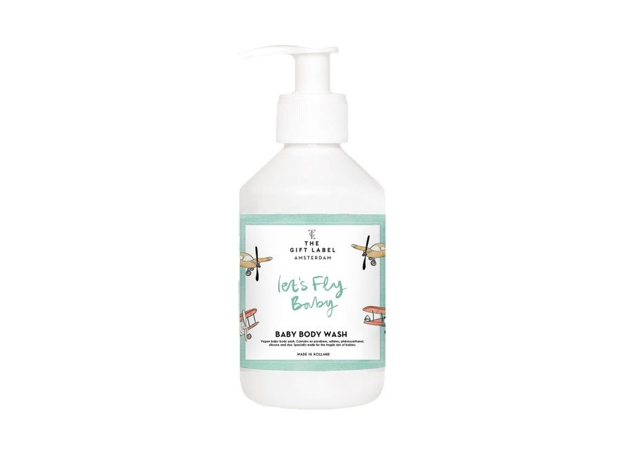 Baby Body Wash - Let's fly away