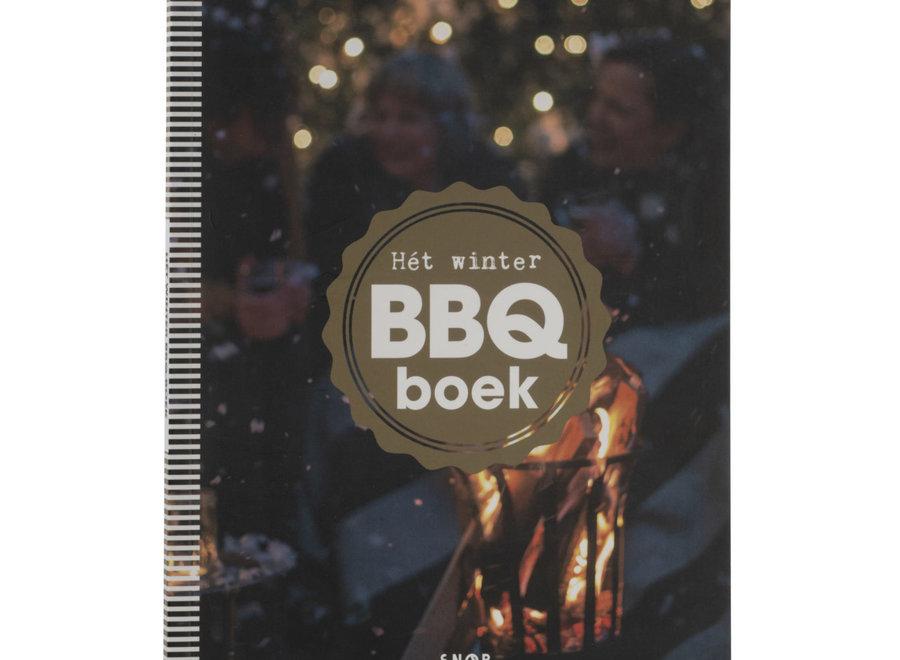 Winter BBQ boek