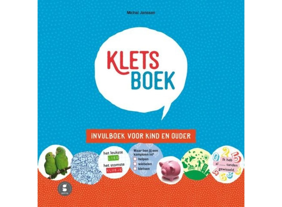 Kletsboek