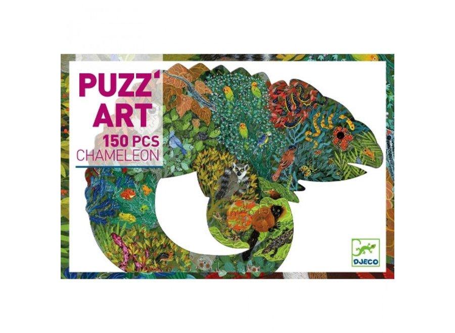 Puzzel - Art Kameleon 350st