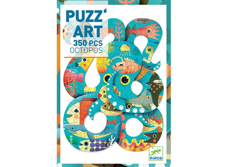 Puzzel - Art Octopus 350st