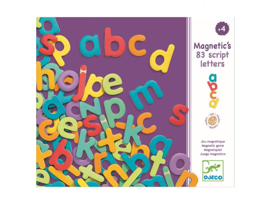 ABC - 83 small letters