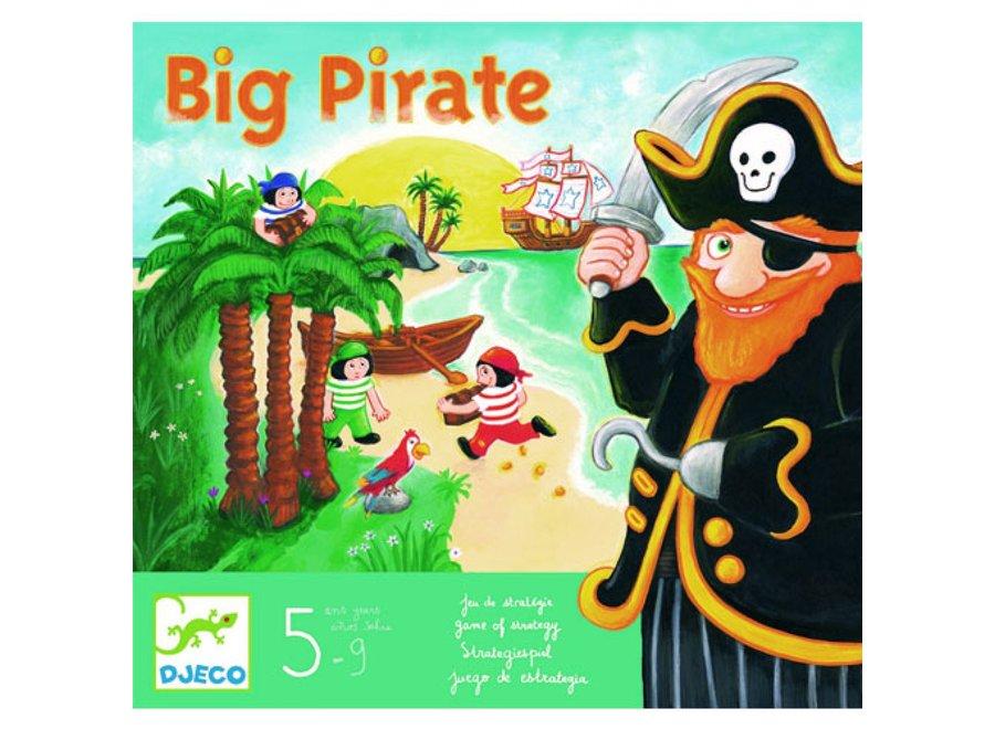 Spelletje - Big Pirate