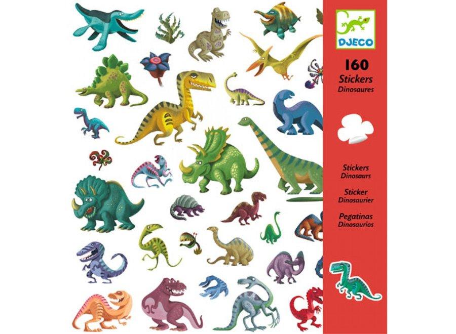 Stickers - Dinosaurus