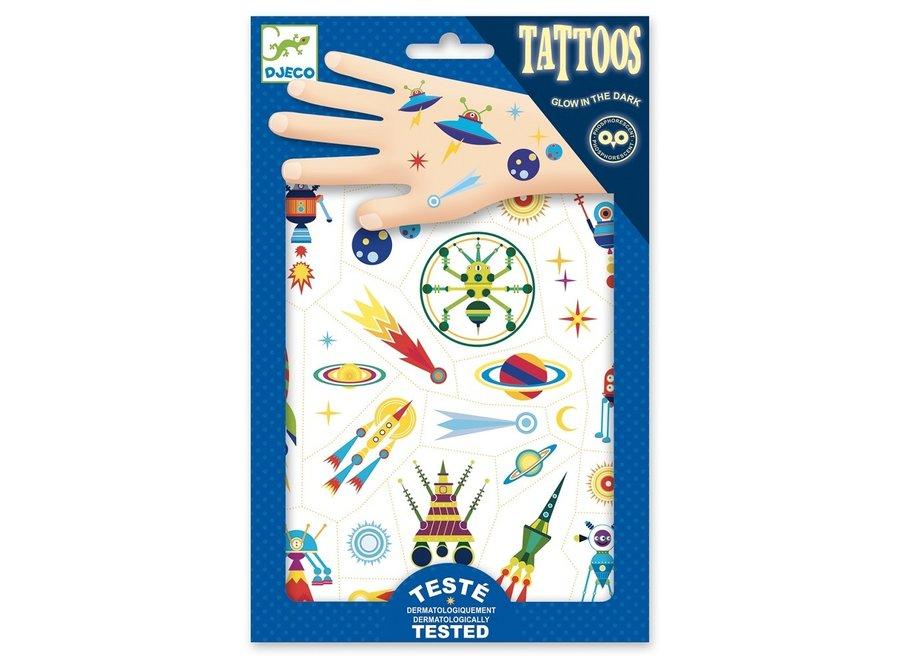 Tattoos - Ruimte