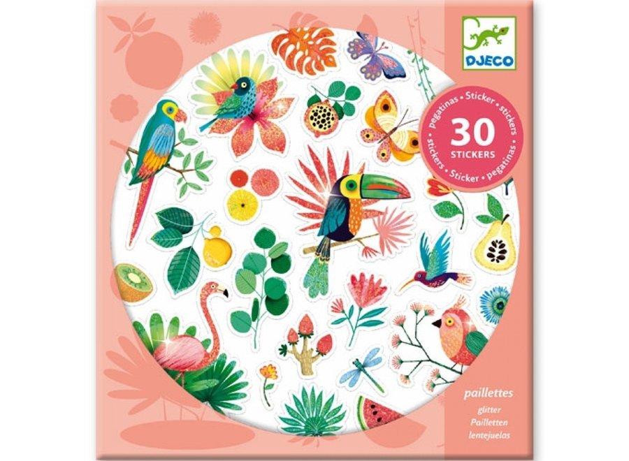 Stickers - Paradijs