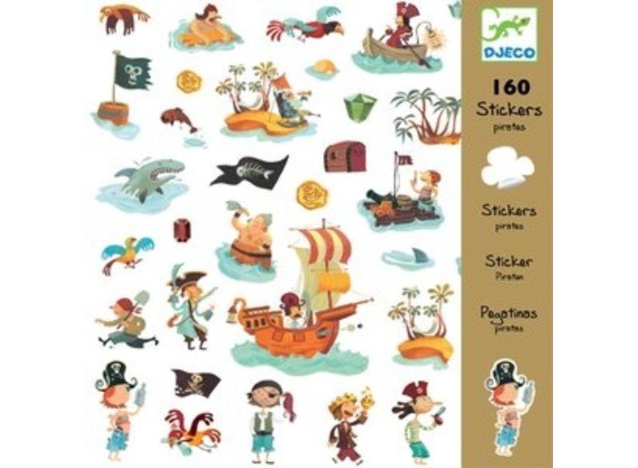 Stickers - Piraten