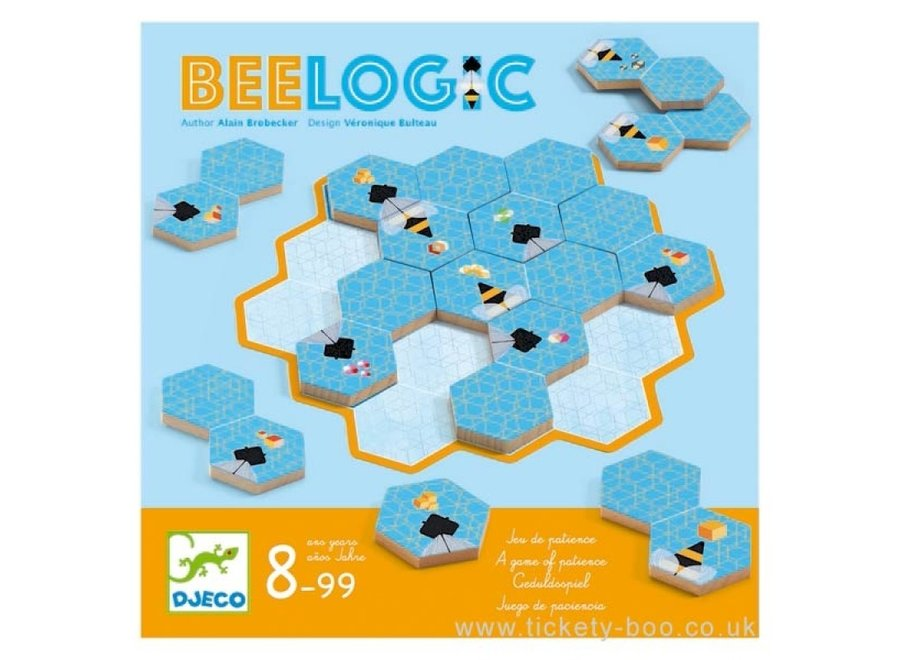 Spelletjes -- Bee Logic